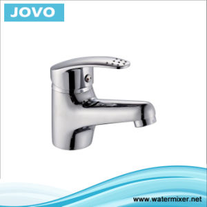 New Model Single Handle Basin Mixer&Faucet Jv71401 pictures & photos
