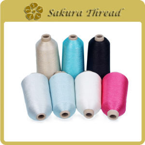 High Anti-Breaking Metallic Thread for Sport Clothes pictures & photos