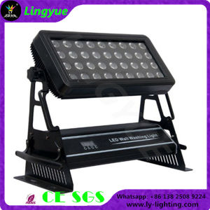 CE RoHS 36x10W RGBW LED Wall Washer Light (LY-3610S) pictures & photos