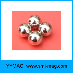 Yymag 5mm 216 PCS Hot Sale Bucky Magnetic Balls pictures & photos
