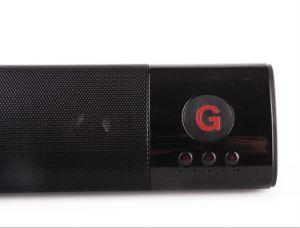 Gymsense Wm1300 Black Ultra Slim Portable Wireless Bluetooth Speaker pictures & photos