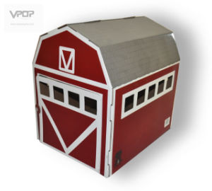 Cardboard Paper Pet House for Your Love Dogs Cats pictures & photos
