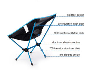 Modern Portable Helinox Chair Beach Outdoor Chair pictures & photos