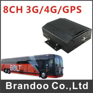 Inexpensive 3G/4G 8 Channel Mdvr, Used on Bus, Train, Police Car pictures & photos