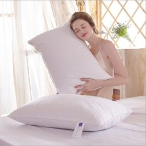 Back Support Handmade Rectangle Down Pillow with Adult pictures & photos