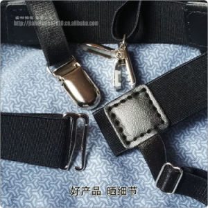 Mens Adjustable Shirt Stays with Clip Shirt Stays Shirt Garters pictures & photos