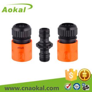 High Pressure Spray Type Quick Plastic Hose Connector Set pictures & photos