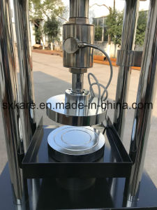 Pavement Material Strength Testing Machine Mainframe, Cbr Testing Machine (CXYSG-127V) pictures & photos