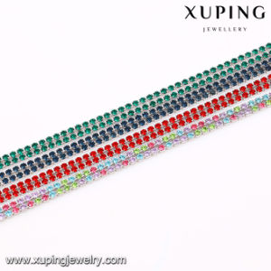 74408 Fashion Charming Synthetic CZ Jewelry Women Bracelet pictures & photos