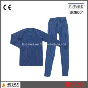 Bamboo Men′s Long Johns Underwear Suit pictures & photos