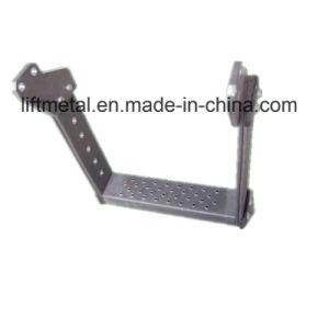 Custom Metal Fabrication Steel Stamping Bending Part (LFCR0501) pictures & photos