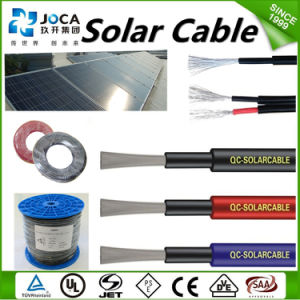 4mm 10mm 16mm 25mm 35mm 50mm 4mm2 DC Solar PV Cable pictures & photos