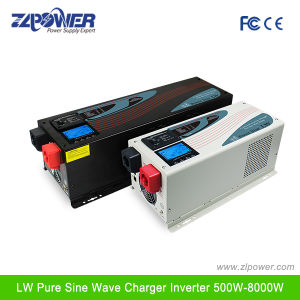 500-12000W Intelligent Solar Power Pure Sine Wave Inverter Charger pictures & photos