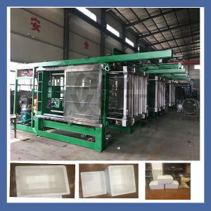 High Density Foam Box EPS Packaging Shape Moulding Machine pictures & photos