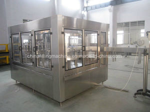 Automatic Juice Bottle Filling and Capping Equipment with PLC Control pictures & photos