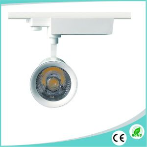 30W COB LED Track Light/LED Ceiling Spot Light pictures & photos