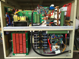 High Frequency Electric Induction Heater Equipment for Heating (GY-40AB) pictures & photos