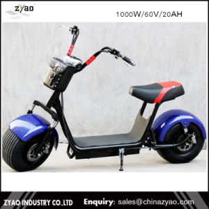 Wholesale Harley Style Electric Scooter 1000W/2000W/1500W Citycoco Scooter Harley pictures & photos