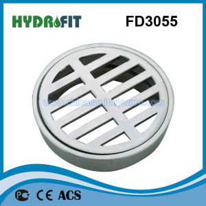 Zinc Alloy Shower Floor Drain / Floor Drainer (FD3055) pictures & photos