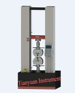 Ty8000 Electronic Universal Testing Machine/ Liquid Crystal Material 100kn-300kn (stepper motor) pictures & photos