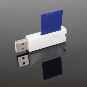 Card Reader 2.0 Best for Micro SD Card and SD Card pictures & photos