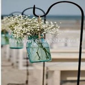 Garden Decorated Steel Flower Hanging Hook for Sale (factory) pictures & photos