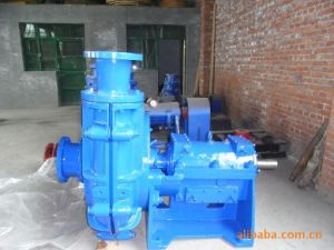 Heavy Duty Horizontal Centrifugal Mining Bh Slurry Pump pictures & photos