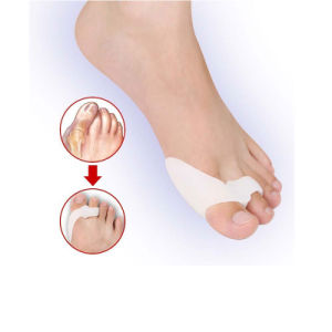 Silicone Gel Toe Separator for Bunions pictures & photos