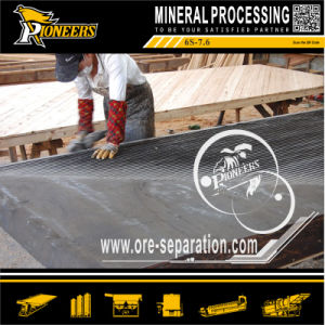 Mineral Ore Recovery Gravity Concentration Shaking Table for Sale pictures & photos