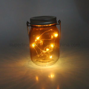 Holiday Decoration Star Glow Solar Sensor Lantern Gift for Kids pictures & photos
