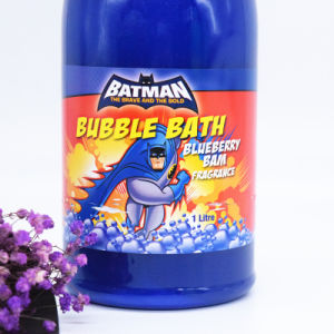 Natural Skin Protected Batman Bubble Bath Body Wash pictures & photos