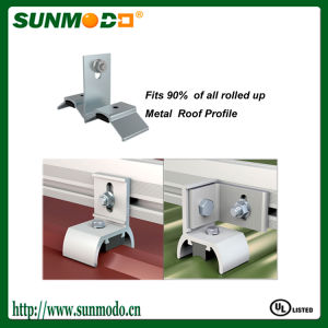 Metal Roof Solar Panel Roof Mount System pictures & photos