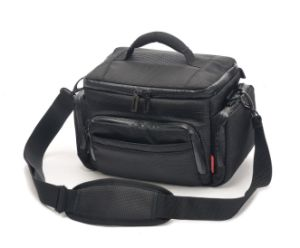 Waterproof Function Nylon Digital Fashion Camera Travel Shoulder Outdoor Camera Bag pictures & photos