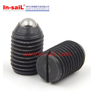 Stainless Steel Ball Press Fit Plunger pictures & photos