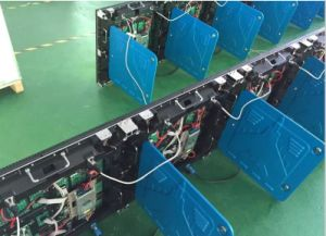 P10 Full Color Outdoor LED Display Panel for Square Advertising Screen pictures & photos