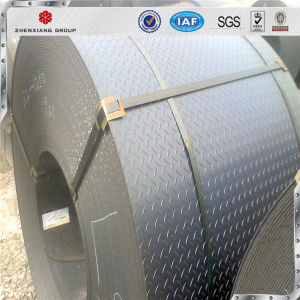 Prime Hot Rolled Checkered Steel Plate pictures & photos
