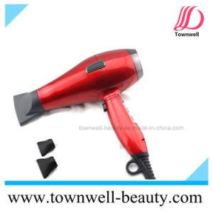 Professional Long Life AC Motor Hair Dryer with Negative Ion Generator pictures & photos