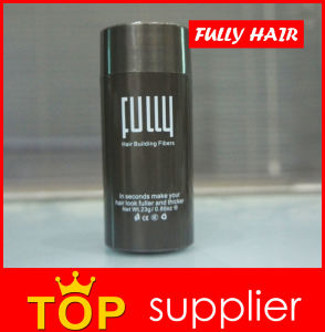 High Quality Hair Building Fibers to Cover Grey Root with Low Price pictures & photos