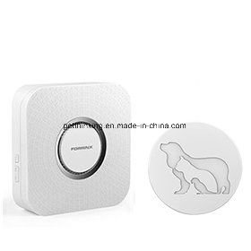 Wireless Human and Pets Training Doorbell, Dog and Cat Training Doorbell pictures & photos