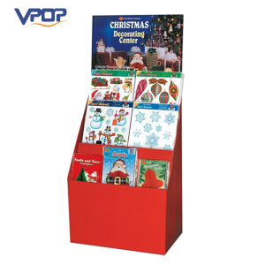 1/4 Cardboard Dump Bin for Christmas Decorative Center pictures & photos