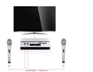 Gymsense Karastar Chinese Singing Machine Karaoke Player 2tb HDD 42k Karaoke Songs pictures & photos