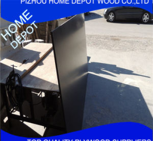 Concrete Formwork Film Faced Marine/Film Faced Plywood pictures & photos