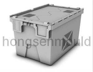 Plastic Injection Mould of Folding Box (M1)