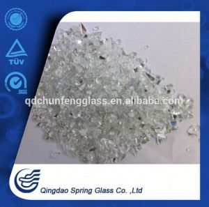 1.25 - 2.50 mm Crushed Silver Mirror Chips pictures & photos