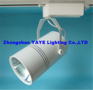Yaye Warranty 3 Years COB 20W /30W LED Track Lamp with USD19.5/PC with CE/RoHS pictures & photos