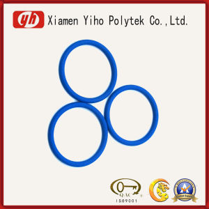 Customized Standard Non Colorful Silicone O Ring pictures & photos