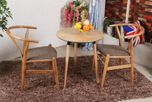 Solid Beech Wood Table Modern Living Room Fashion Table (M-X2038) pictures & photos