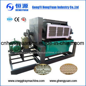 Cheap Small Pulp Molding Egg Tray Machine for Sale pictures & photos