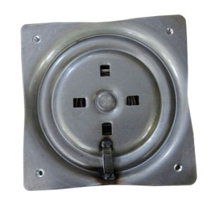 Auto Return 60 Degree Stool Swivel Plate pictures & photos
