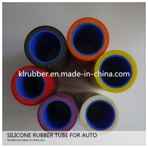 High Temperature Silicone Radiator Rubber Tube for Auto Parts pictures & photos